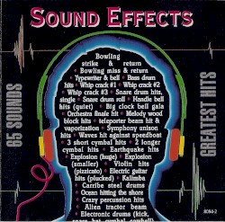 Sound Effects - The War To End All Wars