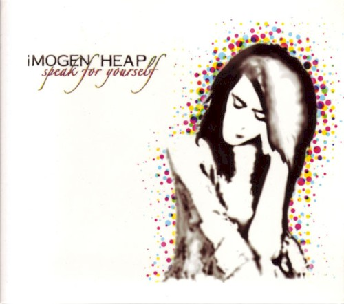 Imogen Heap Just For Now (Idiot Savant Regardless Rework) Artwork