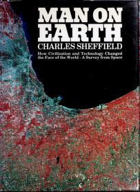 Cover of: Man on earth | Charles Sheffield